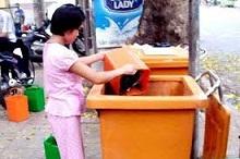 Công nghệ xử lý rác thải hữu cơ bằng chế phẩm sinh học Biomix-1