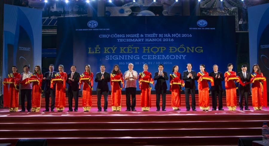 Techmart Hà Nội 2016